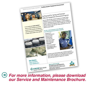 MEP Service / Maintenance :: EMCOR Services Scalise Industries